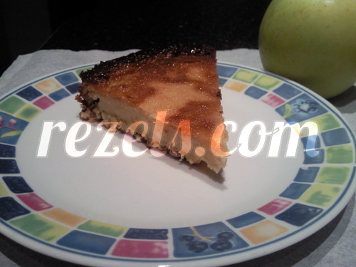 receta de budín de coco por Elena