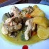 receta de pollo a la jardinera por atunara