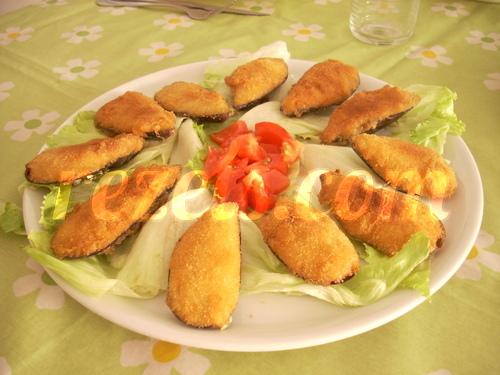receta de mejillones rellenos con bechamel por atunara