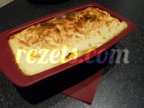 receta de pastel de patata y carne estilo mejicano por Elena