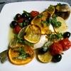 receta de dorada al horno con cítricos por arctarus