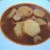receta de sopa de pescado por atunara