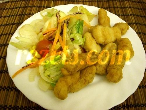 receta de bienmesabe - cazón en adobo por arctarus
