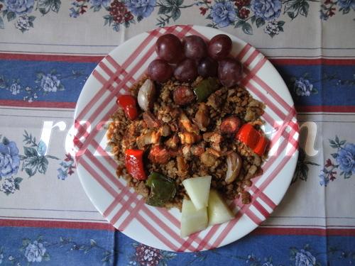 receta de migas ruleras por Julia