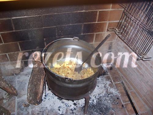 receta de migas romereñas por Mr. Io