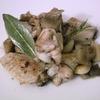 receta de alitas de pollo al ajillo con setas por arctarus