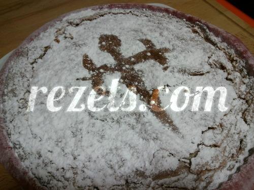 receta de tarta de santiago por toscallita