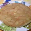 receta de tarta tatín por inma