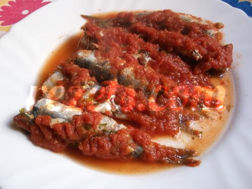 receta de sardinas al horno con tomate por arctarus