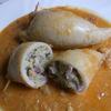 receta de calamares rellenos por Julia