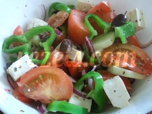 receta de ensalada griega por arctarus