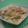 receta de pollo con cebollitas por Mr. Io