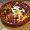 receta de huevos a la flamenca por arctarus