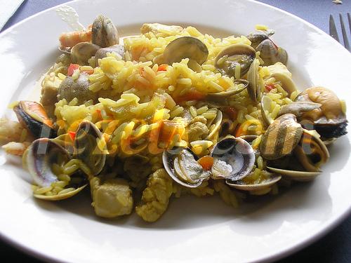 receta de paella sencilla por arctarus