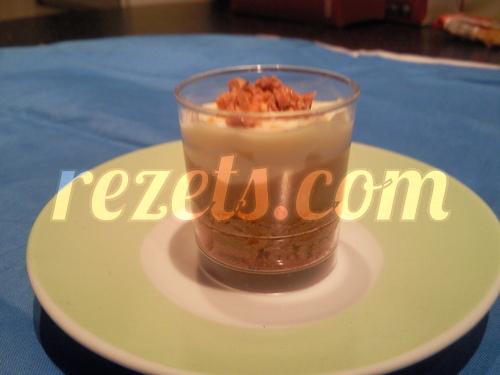 receta de vasitos dulces por Elena