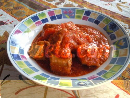 receta de bonito con tomate fácil por Elena