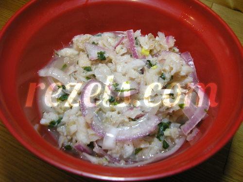 receta de ceviche de merluza por arctarus