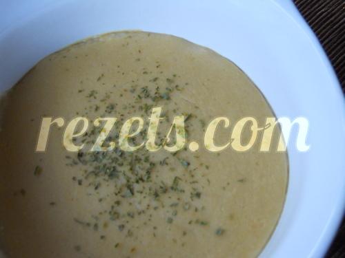 receta de vichyssoise por Elena