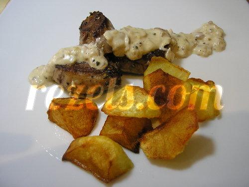 receta de solomillo de cerdo a la pimienta por arctarus