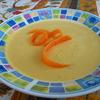 receta de crema de calabaza por Elena