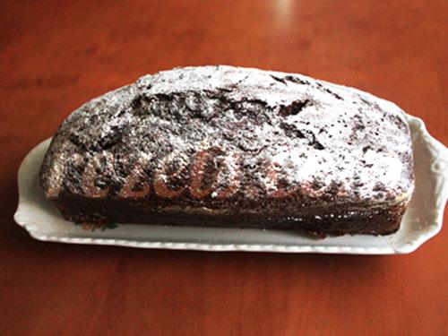 receta de bizcocho de cocolate por pinche