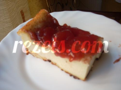 receta de tarta de queso por atunara