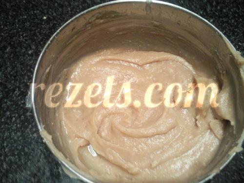 receta de crema de setas por Elena