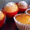 receta de magdalenas de naranja por Elena