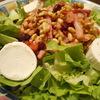 receta de ensalada templada por Elena