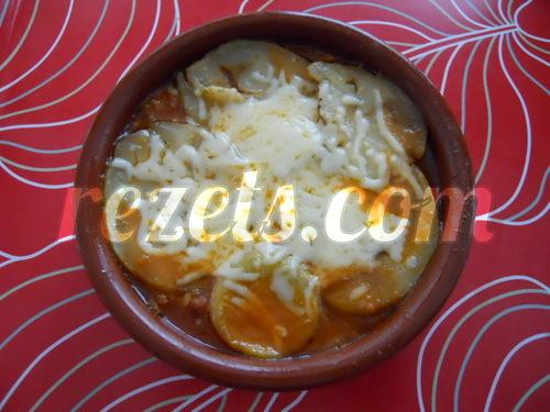 receta de pastel de berenjenas por Elena