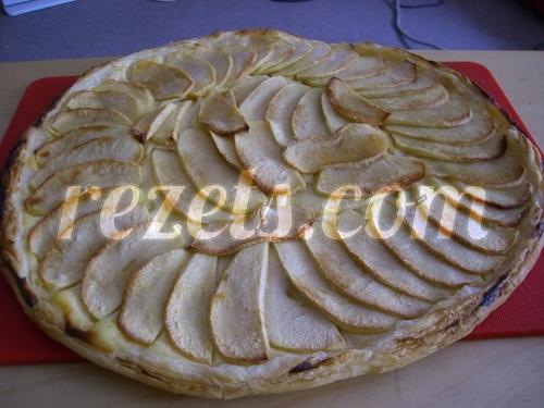 receta de tarta de manzana por inma
