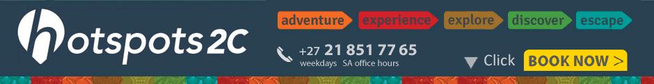 www.hotspots2c.com > connect all your travel dots - explore the winelands, cape town, western cape, garden route, kruger bush safari