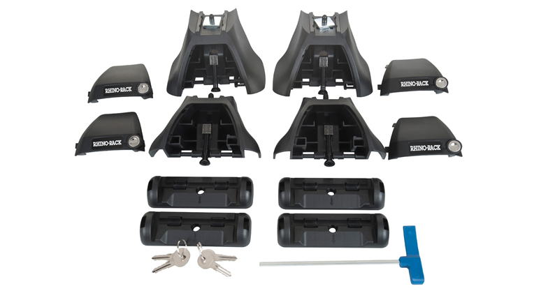 hilux roof rack fitting instructions
