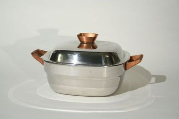 Casserole Dish by Bridgeport Copperware