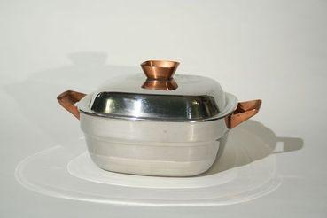 Casserole Dish by Bridgeport Copperware