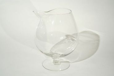 Snifter Shaped Pitcher
