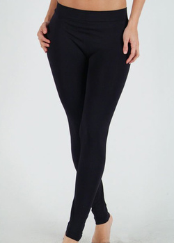Chix + Seamless Leggings (Black)