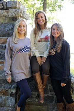 Chix Exclusive ~ Home Sweet Home Long Sleeve Shirt