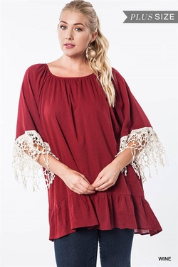 Chix + Flow With It Tunic