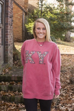 Chix Exclusive ~ State Pride Sweatshirt