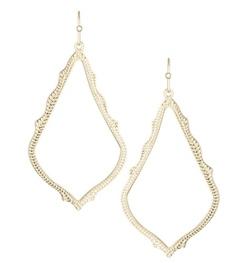 Kendra Scott ~ Sophee Drop Earrings In Gold