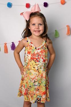 Sidney Dress by Truly Me