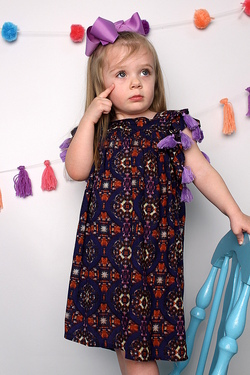 Larkin Dress by Jak & Peppar