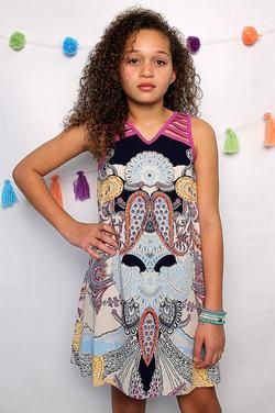Lyla Dress by Truly Me