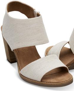 TOMS Yarn Die Majorca Cutout Sandals