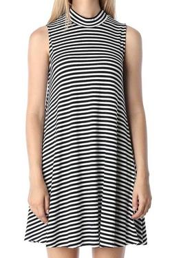 When Stripes Align Dress