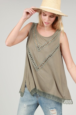 Girl Meets Lace Top