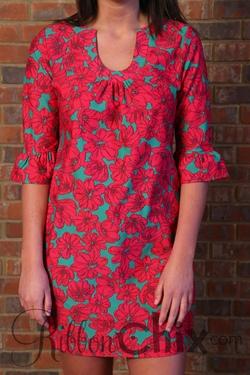 Lovely Petals Dress
