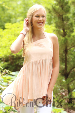 Free People ~ Just Can't Get Enough Peplum