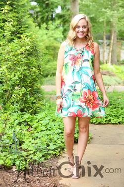 Explore the Shore Dress